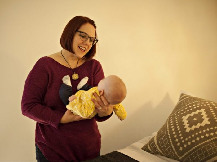 infant craniosacral therapy baltimore